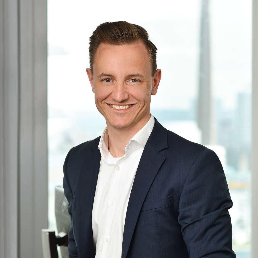 Porträtfoto Rechtsanwalt Dr. Steffen Kranz LL.M.