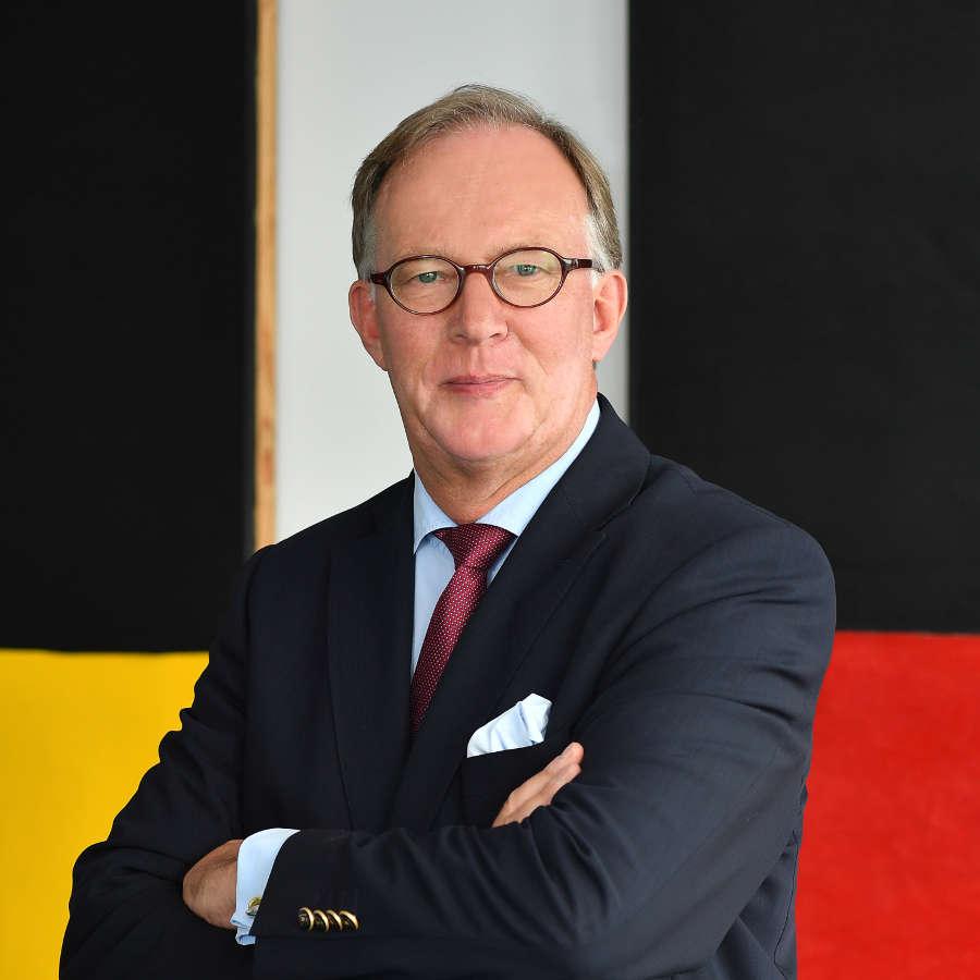 Porträtfoto Rechtsanwalt Dr. Matthias Söffing