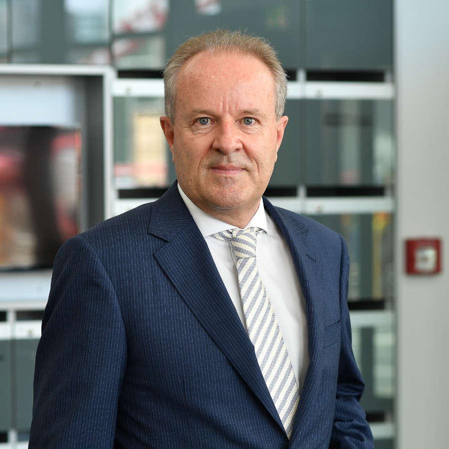 Porträtfoto Rechtsanwalt Dr. Thomas Summerer